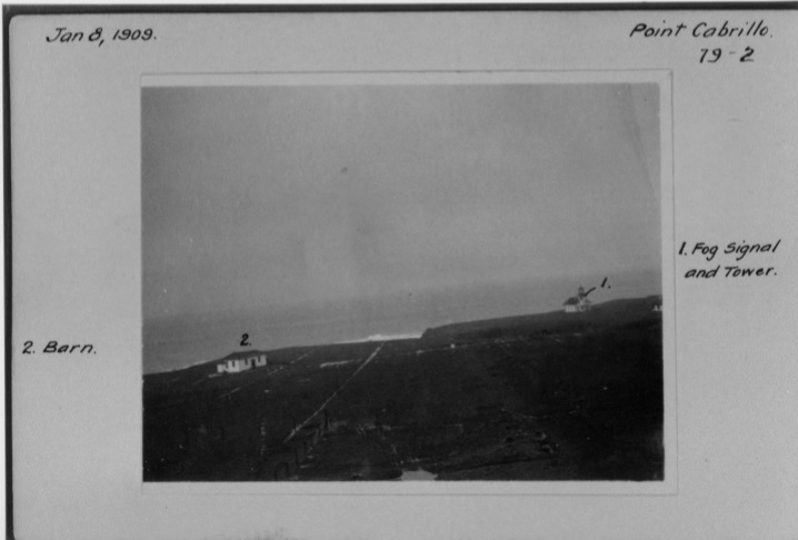 Classic Photos of Point Cabrillo Light Station
