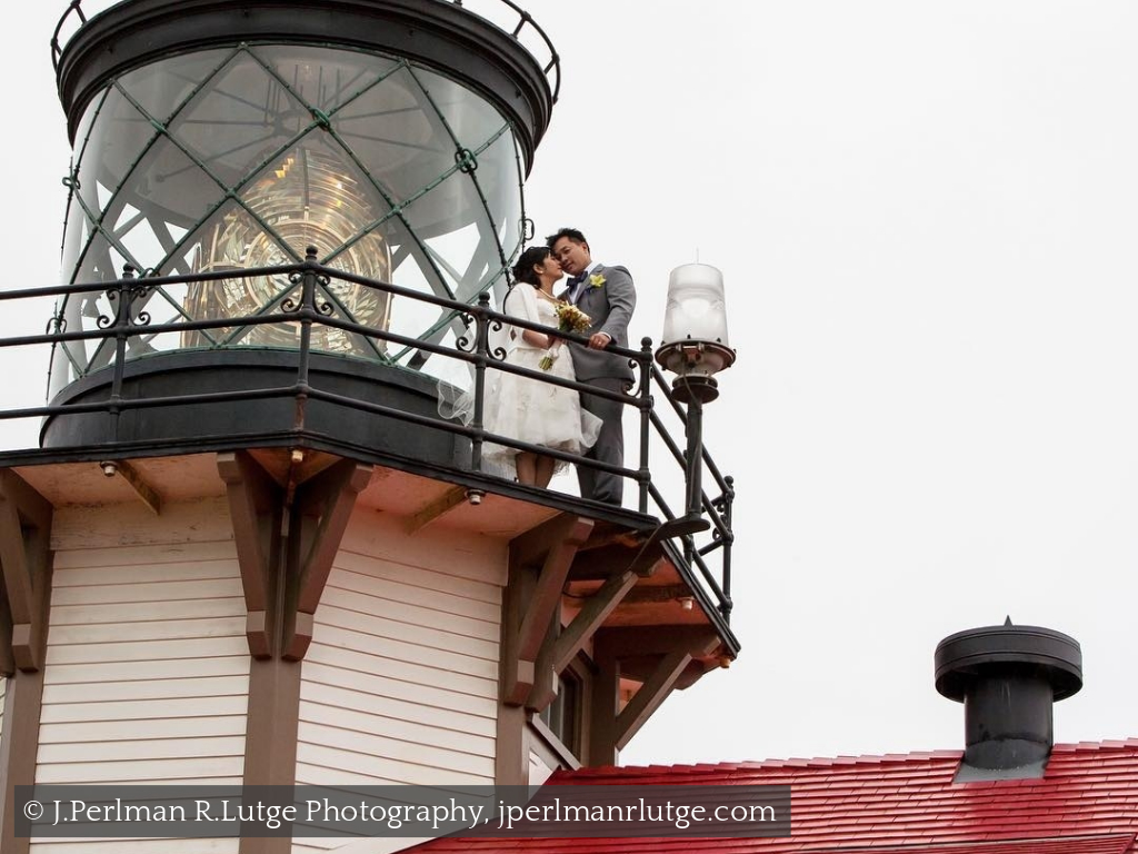 Lighthouse Wedding Photography