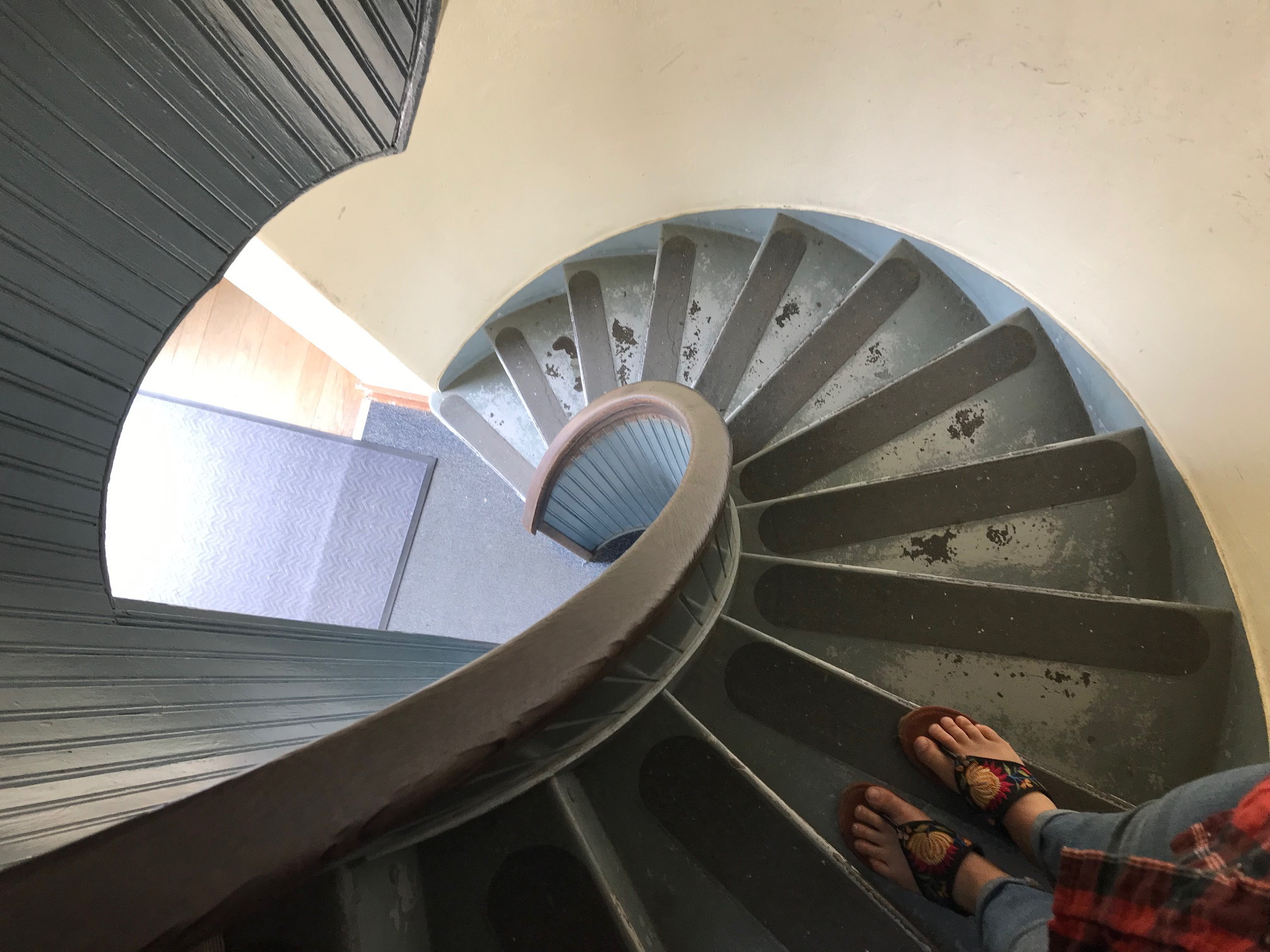 staircase-point-loma