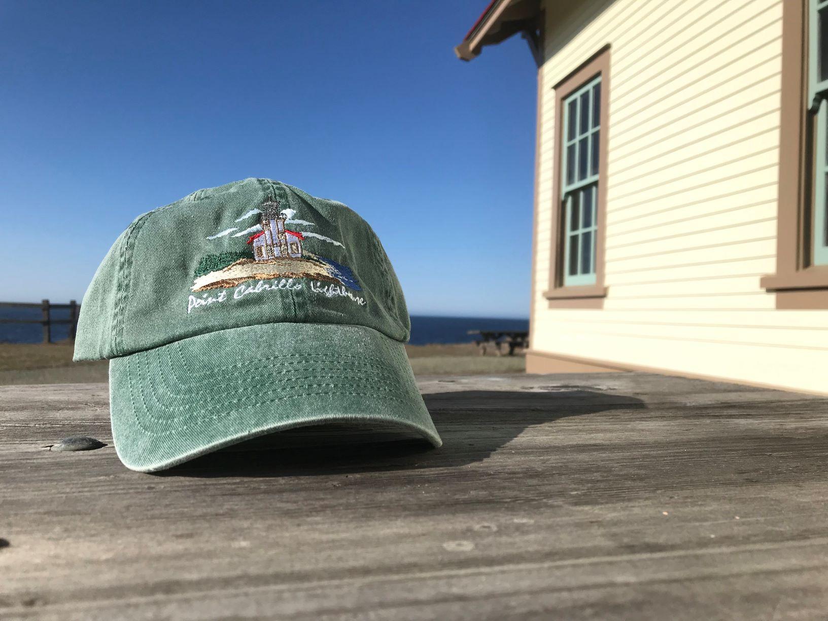 lighthouse-baseball-cap