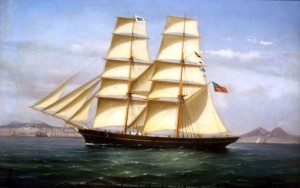 The Ephratah, Sister Ship of the Frolic