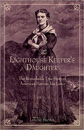 Jen Lewis: Lighthouse Keeper's Daughter Book