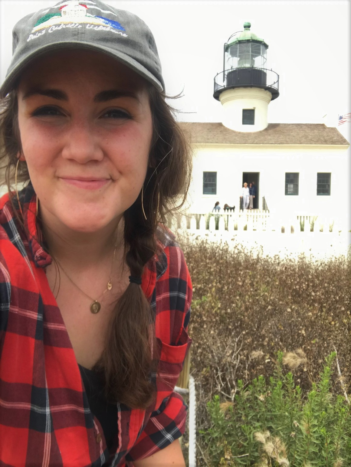 Jen Lewis: Visiting the Old Point Loma Lighthouse