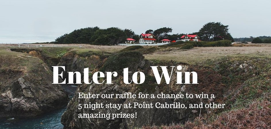 Enter to win a five night stay at the lighthouse